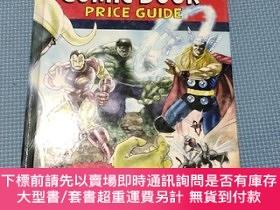 二手書博民逛書店Overstreet罕見Comic Book Price Guide(奧弗斯特裏特漫畫書價格指南)Y40872