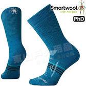 Smartwool PhD OD Hvy SW001076-781冰藍 女戶外重量級減震中長襪 美麗諾羊毛襪/戶外襪機能排汗襪/雪襪