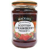 蘇格蘭【梅凱】草莓果醬 340G