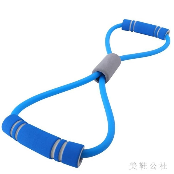 拉力器 健身拉力繩健身力量訓練多功能拉力器 ZB1694『美鞋公社』