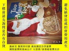 二手書博民逛書店too罕見many toys a christmas story