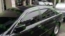 【一吉】BMW E36 鍍鉻飾條款 晴雨...
