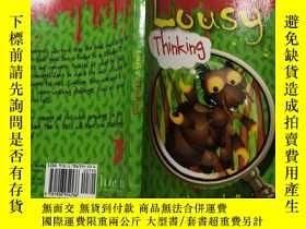 二手書博民逛書店lousy罕見thinking:糟糕的想法Y200392