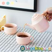 【樂購王】嘿豬豬 台灣獨家代理《粉嫩系列 下午茶雙人組》環保材質 彩晶瓷【B0753】