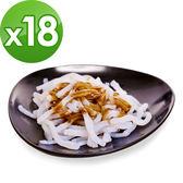 樂活e棧 低卡蒟蒻麵 原味烏龍+5醬任選(共18份)