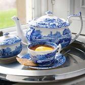 《齊洛瓦鄉村風雜貨》英國Spode Blue系列 咖啡杯組 杯盤組 下午茶杯盤組 早餐杯 花茶杯 送禮精選