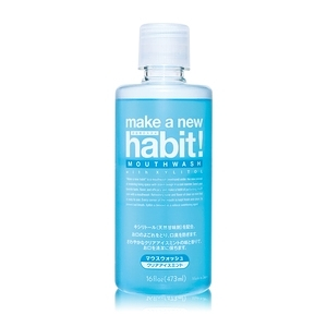日本Make A New Habit沁涼薄荷漱口水(473ml/瓶)