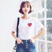 SKR Box 男女短袖T恤 白色 短tee 衣服 短T 寬鬆 吳亦凡 中國新說唱 RAP 亞洲版型