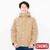 CHUMS 日本 男 Booby Face 登山外套 米 CH041076B001