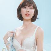 Audrey奧黛莉-魔塑扣 大罩杯C-E罩內衣(陽光白)