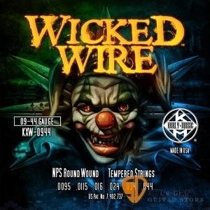 【缺貨】Kerly 冰火弦 KXW-0944 美製電吉他弦 Wicked Wire系列 (09-44)