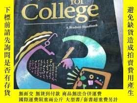 二手書博民逛書店Write罕見for CollegeY246305 見圖 見圖