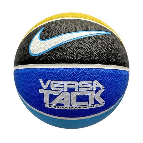 Nike Versa Tack 8P [N000116403107] 籃球 7號 深溝 抓地力 室內外 合成皮 藍黃