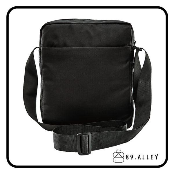 側背包 女包男包 黑色系防水包 輕量尼龍直式雙層情侶斜背包 89.Alley ☀1色 HB89149