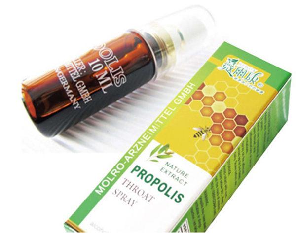 薇爾康® 保護您 德國水溶性蜂膠噴劑 【孕婦可用款】Dentinox ~ 蜂膠20% 不含酒精 降火氣 潤喉