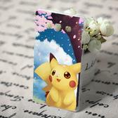 [機殼喵喵] 三星 Samsung Galaxy E7 SM-E700 手機殼 客製化 外殼 全彩工藝 SZ173 pokemon go 寶可夢 皮卡丘