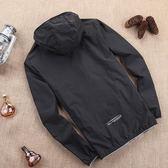 聖誕狂歡 防曬衣男春夏季上衣服戶外運動男士外套薄款潮休閒透氣防曬服夾克