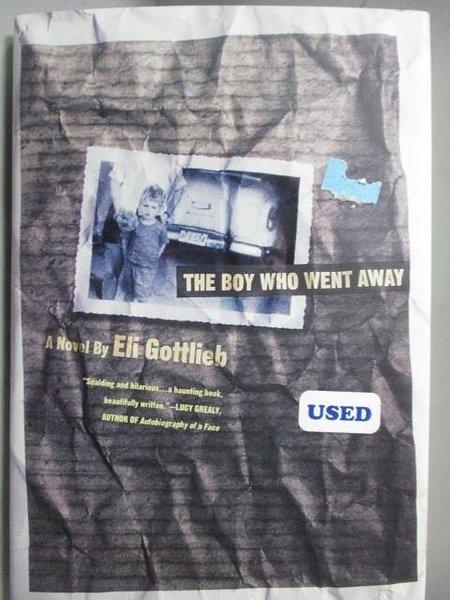 【書寶二手書T9/原文小說_LPC】The Boy Who When Away_Eli
