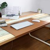 滑鼠墊帶折邊桌墊帶護邊桌墊子皮墊定做訂制帶扣邊辦公墊訂製滑鼠墊 【韓語空間】