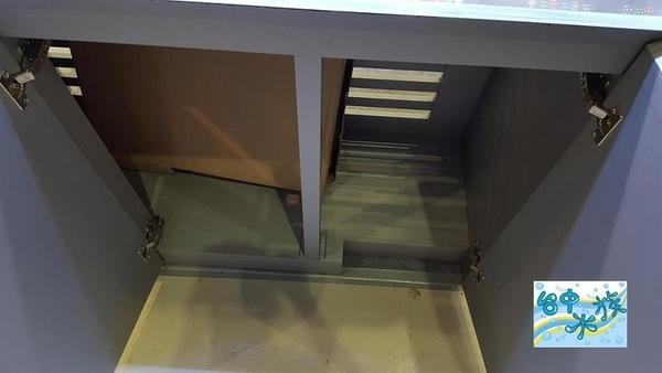 {台中水族}   ISTA-超白3尺-10mm厚日式魚缸含座/組 特價--不含燈具