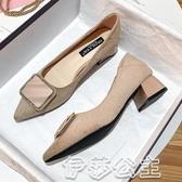 高跟鞋 2020秋季新款高跟鞋女單鞋,貨號11-3122FA高跟鞋-17