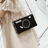 夏天小包包女新款少女小挎包迷你鍊條相機包個性單肩斜背包女 衣櫥の秘密