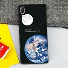 [I4332 軟殼] SONY Xperia L3 I4312 手機殼 保護套 外殼 地球月球