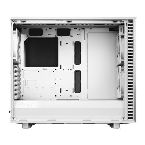 Fractal Design Define 7 White 靜音版 E-ATX 機殼 顯卡長315mm CPU高185mm 金屬側板