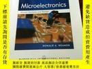 二手書博民逛書店FOURTH罕見EDITION MicrielectronicsY349201 DONALD A. NEAME