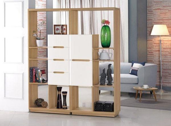 【新北大】✪ C473-2 露西5.28尺組合隔間櫃(全組) -18購