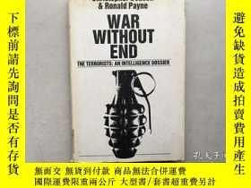 二手書博民逛書店War罕見without End: Terrorists - A