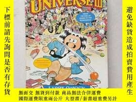 二手書博民逛書店The罕見Cartoon History of the Univ