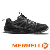 【美國 MERRELL】CAPRA RISE 男 戶外多功能鞋 黑色 35833 健行鞋│機能鞋│休閒鞋│登山│戶外