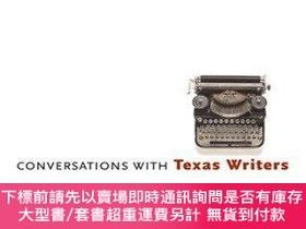 二手書博民逛書店Conversations罕見With Texas WritersY255174 Leonard, Franc