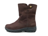 丹大戶外【ESKT】簡易冰爪低筒雪靴 SN235 咖啡