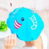 浴室用品 萌系卡通浴帽 成人浴帽      【ZRV065】-收納女王
