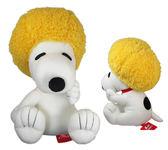【卡漫城】 Snoopy 爆炸頭娃娃 ㊣版 史奴比 史努比 絨毛日版玩偶 高約37cm ~ 8 9 9元