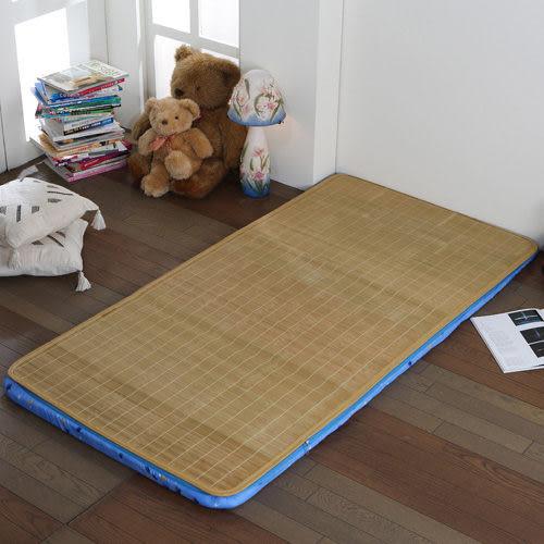 《家購網寢俱館》星辰系列-絲竹冬夏兩用折疊床墊-單人