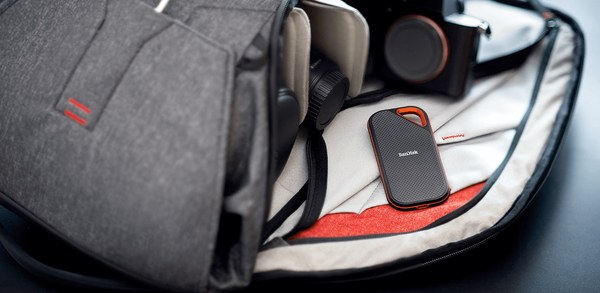 【1T 公司貨 保固5年】Sandisk E80 Extreme Pro Portable SSD Type-C 行動固態硬碟 1TB 1050MB/s IP55防水防塵