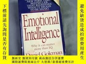 二手書博民逛書店Emotional罕見intelligenceY206777 D