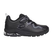 LOTTO 男女中童透氣跑鞋(反光 輕量 童鞋 慢跑 氣墊 運動≡體院≡ LT1AKR3120