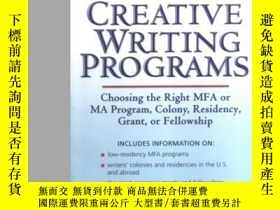 二手書博民逛書店An罕見Insider s Guide To Creative Writing ProgramsY256260