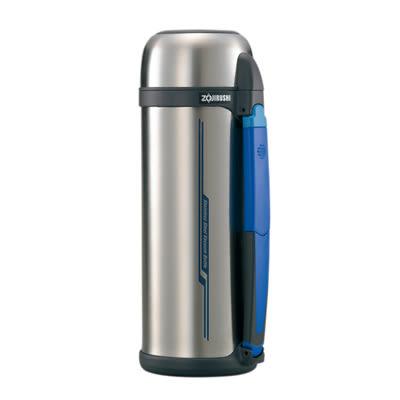 象印廣口不鏽鋼2L真空保溫瓶SF-CC20