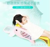 兒童洗頭椅-兒童洗頭躺椅可折疊嬰兒神器寶寶家用大號小孩坐洗發洗頭發床凳子 糖糖日系 YYP