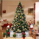 食尚玩家   豪華加密聖誕樹套餐1.5米...