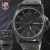 【萬年鐘錶】LUMINOX 雷明時 戰場系列  槍管灰 48mm LM-A1921.BO