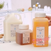 果汁罐 牛奶蜂蜜瓶冰箱果汁飲料保鮮罐冷水壺液體儲存容器密封1 色雙12 提前購