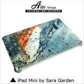 3D精細 高清 爆裂 潑墨 大理石 iPad Mini 1 2 3 4 平板 背蓋 保護殼 保護套 磨砂殼 AIZO品牌【Z0210063】