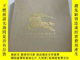 二手書博民逛書店BURBERRY罕見ESTABLISHED 1856Y21282