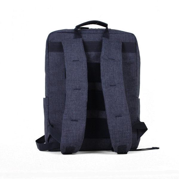 estilo - 簡約風尚系列 清新雋永 兩用後背包 - 深藍